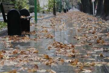 آغاز رگبارهای شدید از امروز در بیش از ۸ استان کشور