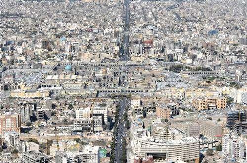 نامه رئیس شورای شهر مشهد به وزیر راه و شهرسازی با  ...