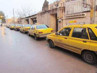 شناسایی رانندگان غیرفعال خطوط روستایی ناوگان تاکسیرانی آغاز شد