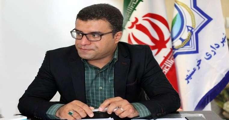 پیام منصور علوانی سرپرست شهرداری خرمشهر به مناسبت هفته نیروی انتظامی