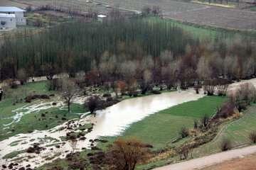 هشدار بالا آمدن آب رودخانهها در ۸ استان کشور از امروز