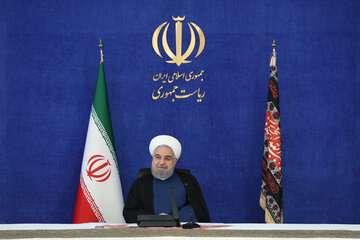 روحانی: خدمات به عشایر و روستاییان را تا پایان دولت ادامه میدهیم