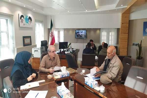 722 مورد مراجعه مردمی به ناحیه شهری آزادگان
