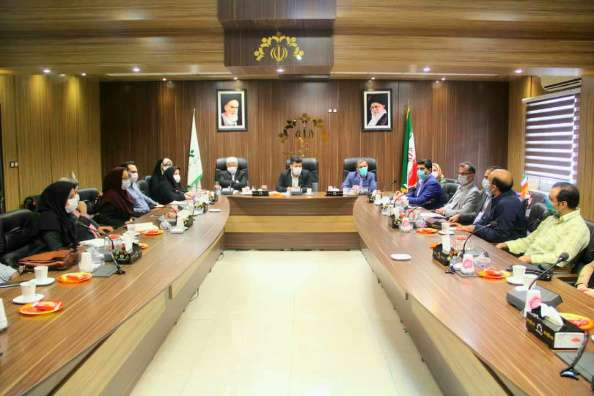 یکصد و پنجاه و دومین جلسه کمیسیون بهداشت، محیط زیست و خدمات شهری شورای اسلامی شهر رشت