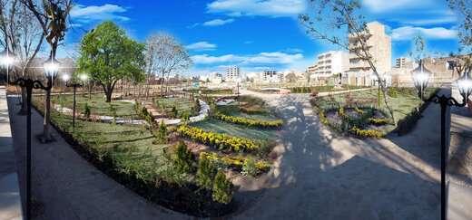 بررسی آخرین مراحل اجرایی پارک مدافعان سلامت و آماده سازی برای افتتاح