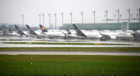پروازهای لوفتهانزا در زمستان محدودتر میشود