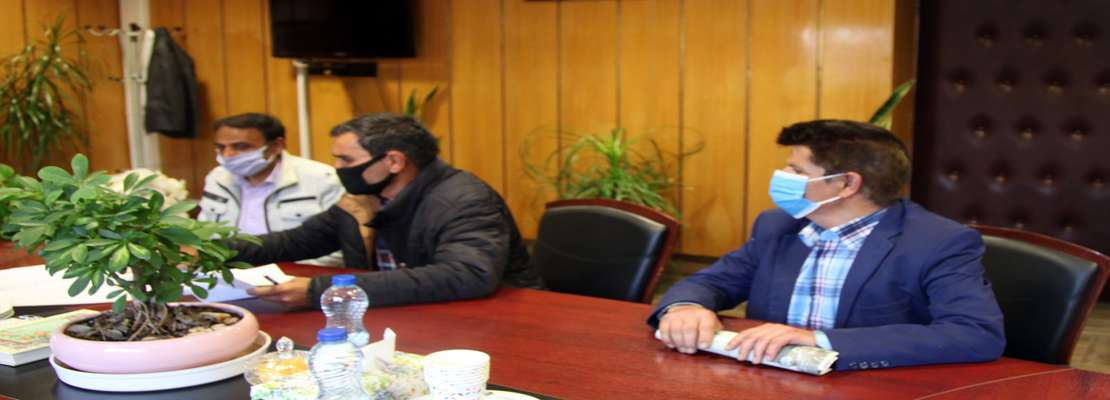 ملاقات مردمی شهردار مبارکه با شهروندان- 5 آبان ماه