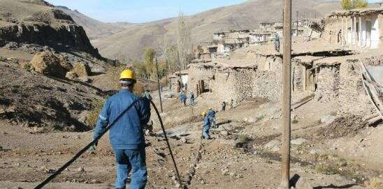 مدیرعامل شرکت توزیع نیروی برق استان کهگیلویه و بویراحمد:  44 خانوار روستایی در استان از نعمت برق برخوردار شدند