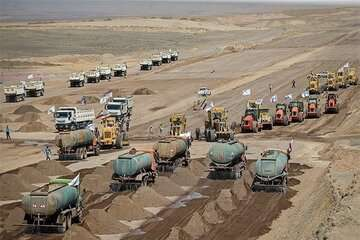 آزاد راه کنارگذر جنوبی تهران تا پایان آبان تکمیل میشود