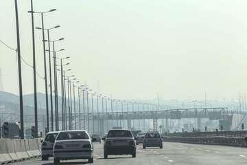 هوای استانهای ساحلی گرم و شهرهای صنعتی آلودهتر میشود