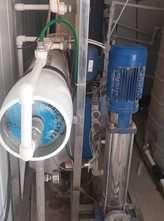 راهاندازی دستگاه شیرینسازی آب در 5 روستای شهرستان بجستان