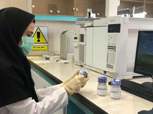 حضور آبفای گیلان در آزمون مقایسات بین آزمایشگاهی، آزمایشگاه های آب و فاضلاب  کشور