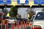 جریمه ۴۰ هزار تومانی در انتظار خودروهایی که عوارض نمیدهند