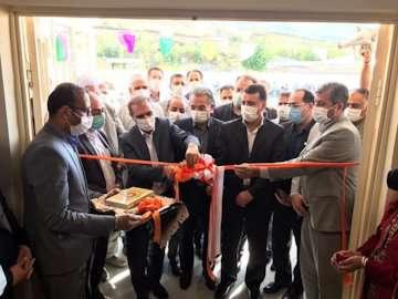 افتتاح اولین مدرسه شهدای بانک مسکن در استان گلستان