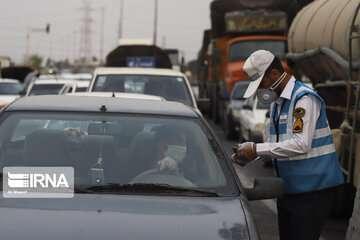 ترافیک بینشهری مشکل روز نخست اجرای محدودیت کرونایی در مازندران