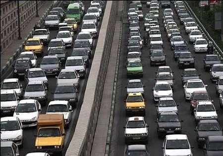 رصد وضعیت ترافیکی شهر در روزهای محدودیتهای کرونایی به شکل هوشمند