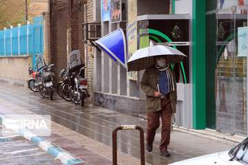 پیشبینی بارش سراسری باران در پایان هفته بهجز نوار شرقی کشور