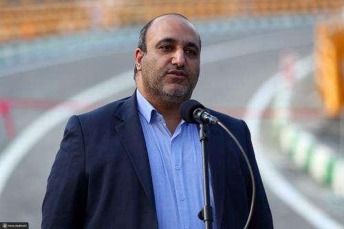 شهردار مشهد از پروژه تقاطع چهارسطحی آزادگان و رودپارک بازدید کرد /  ...