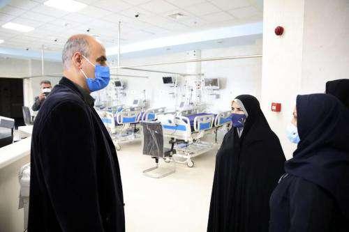 بهرهبرداری از بیمارستان ناظران، در انتظار مجوز  ...