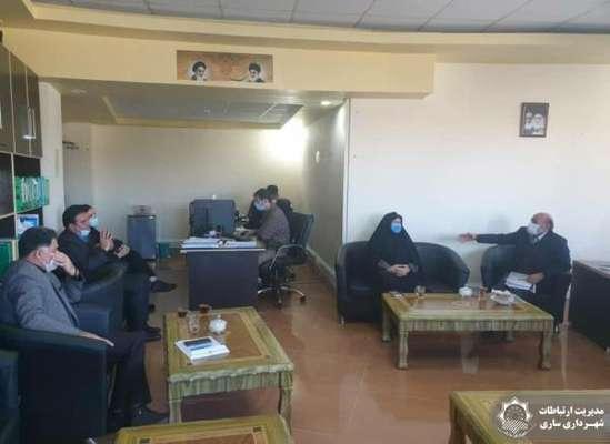 از خدمات کارگران شاغل در شهرداری ساری قدردانی شد