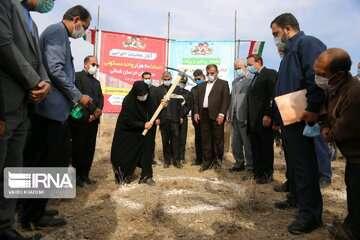 ساخت ۲۰ هزار واحد مسکونی در خراسان شمالی آغاز شد