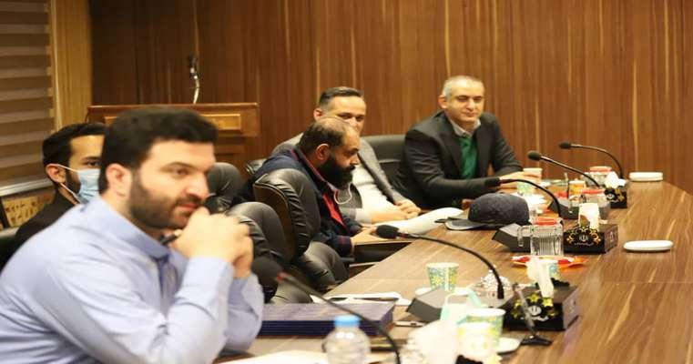 گزارش تصویری جلسه کمیسیون فرهنگی و اجتماعی شورای اسلامی شهر رشت.