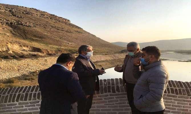 کانال انتقال آب سد کانی سیب به دریاچه ارومیه  منطقه حفاظت شده می شود