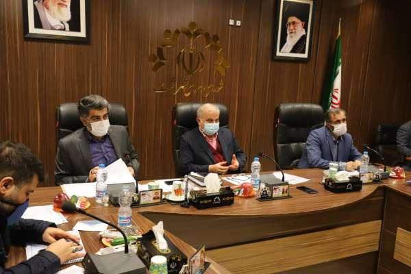 بررسی لوایح در یکصد و هفتاد و سومین جلسه شورای اسلامی شهر رشت