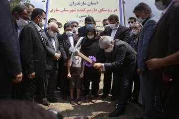 چوب وثیقه لای چرخ  طرح مسکن محرومان در مازندران