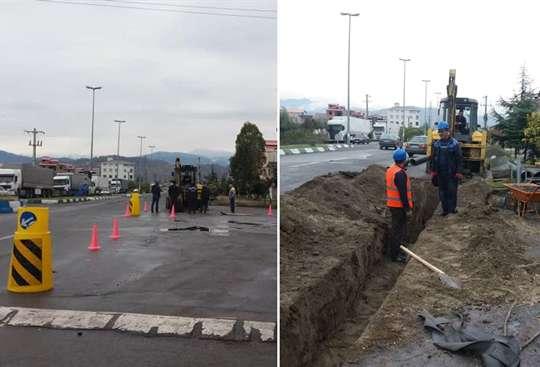 آغاز عملیات اجرایی فاز دوم پروژه رینگ آبرسانی شهر آستارا