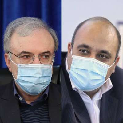 وزیر بهداشت از مدیریت شهری مشهد قدردانی کرد