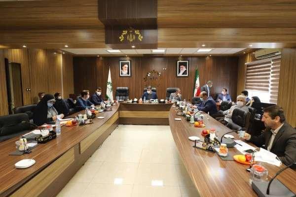 بررسی طرحها و لوایح در یکصد و هفتاد و چهارمین جلسه شورای اسلامی شهر رشت