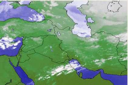 بارش برف و باران پیشبینی هواشناسی برای اصفهان