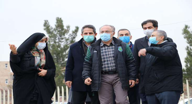 ایرج شهین باهر: چهار ایستگاه مترو تبریز ۲۷ آذر توسط رئیس جمهور افتتاح می شود