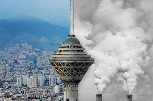 بالای ۵۰ درصد مصوبات آلودگی هوا اجرایی نشدهاند