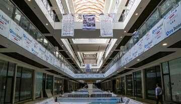 ساختمان پلاسکو به پیشرفت ۸۵ درصدی رسید