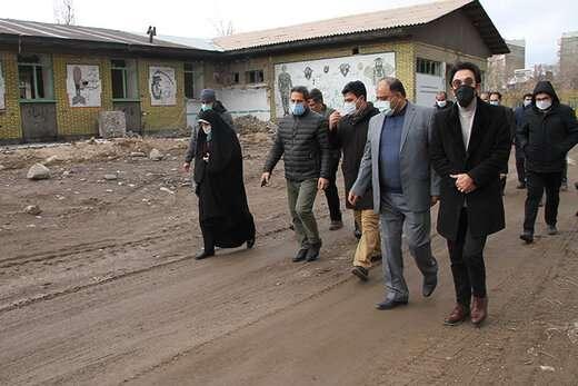 تمهیداتی ویژه برای تسریع در اجرای پروژه های عمرانی اتخاذ کرده ایم/ آغاز بازسازی عمارت کلاه فرنگی