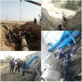اصلاح و توسعه بیش از 100 کیلومتر شبکه آب و فاضلاب در کردستان