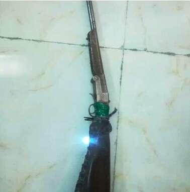 دستگیری متخلف شکار و صید قبل از شروع به شکار در گلپایکان