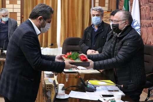 شهردار تبریز بودجه سال ۱۴۰۰را تقدیم شورای شهر کرد
