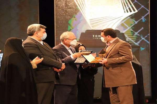 شهرداری قزوین، برنده جایزه جهانی خشت طلایی