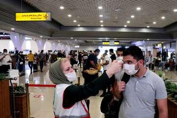 معاون وزیر راه: تست مجدد کرونا برای ورود مسافران به کشور اجباری شد