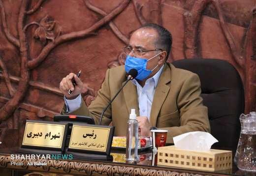 پروژه های مشارکتی شهرداری تبریز اهمیت بالایی برای شهر و استان دارند