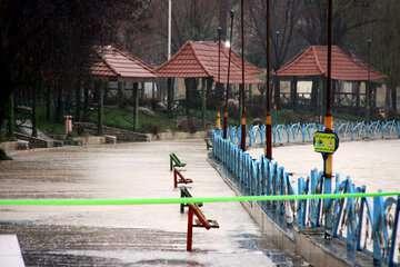 بارندگی کل نیمه غربی کشور را فرا میگیرد