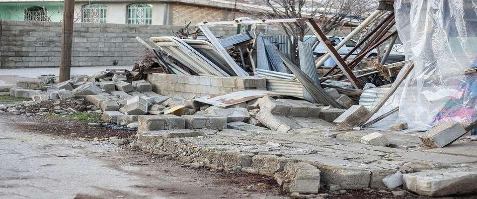 آغاز بازسازی واحدهای مسکونی در منطقه زلزلهزده سیسخت از فردا