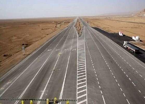 افتتاح آزادراه غدیر و کاهش ترافیک شلوغترین مسیر ارتباطی کشور