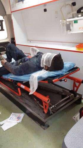 مجروحیت شدید ۲ نوجوان ترقه ساز