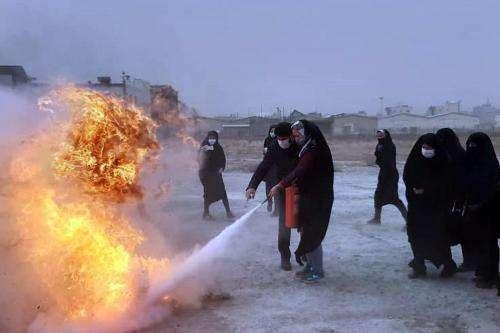برگزاری بیش از  ۱۵۰ کارگاه آموزشی آتش نشان داوطلب ویژه شهروندان در  ...
