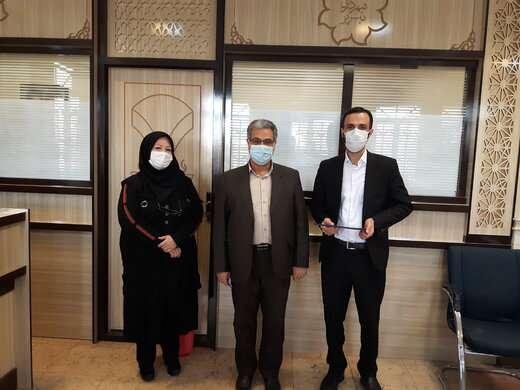 مسئول دبیرخانه شهرداری مرکز منصوب شد