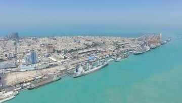 ۴ پروژه دریایی و بندری استان بوشهر بهرهبرداری شد